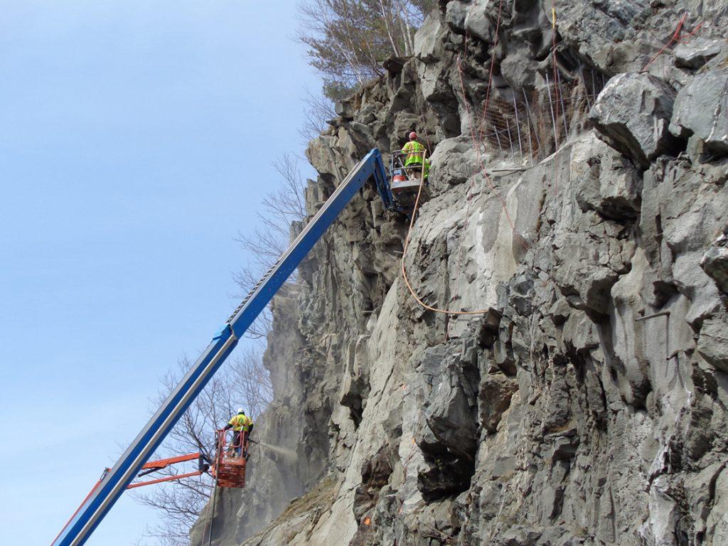 Safeguarding Mine Operations