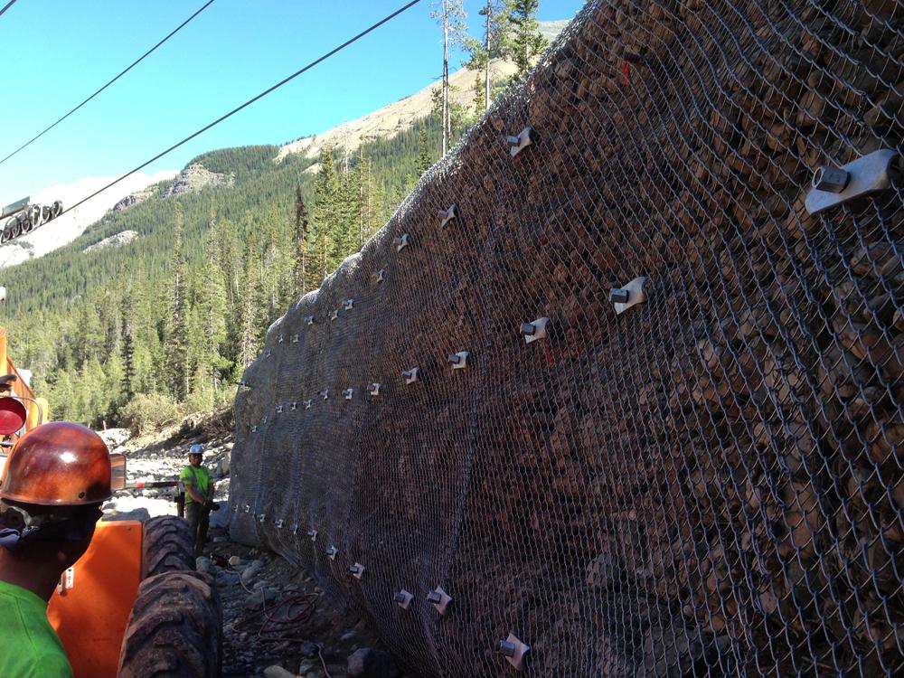 MSE, Gabion, Pile, & Historic Rock Wall Repair