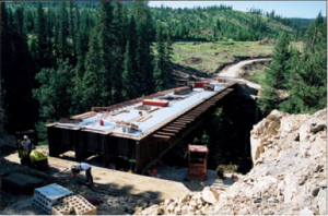 Protecting Mine Infrastructure