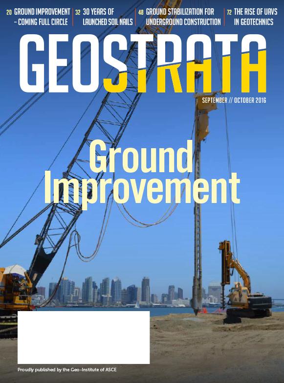 GeoStrata Ground Improvement