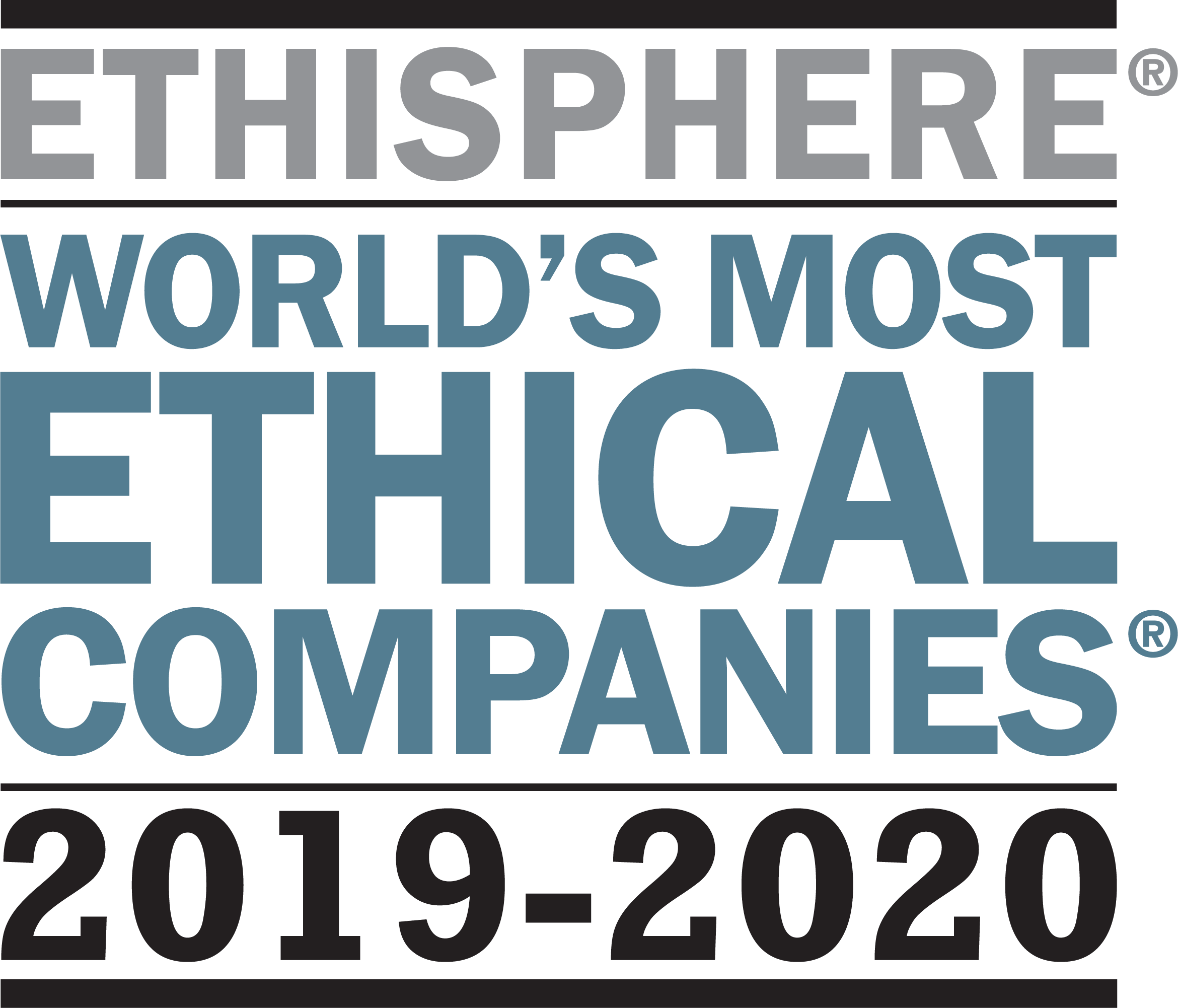 World's Most Ethical Companies 2019-2020