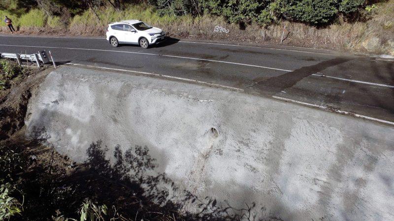 Clevedon Kawakawa Underslip Repairs