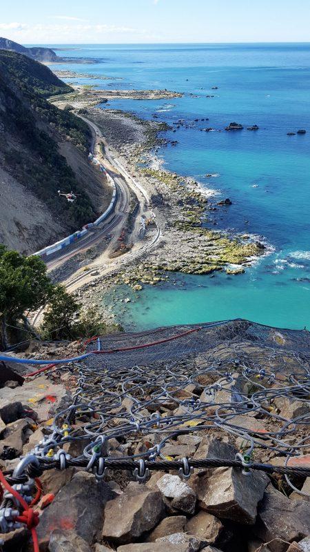 Ohau Point Rockfall