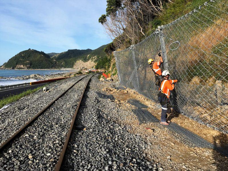 NS15 Shallow Landslide Barrier