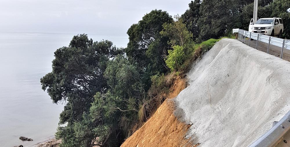 Riparian Bluff Stabilisation